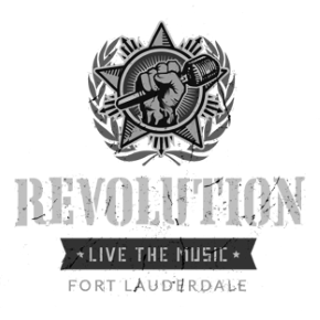 Image of Revolution Live Logo