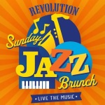 Revolution Live Sunday Jazz Brunch Logo