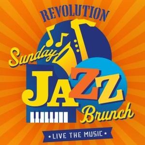 Revolution Live Sunday Jazz Brunch Logo