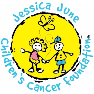 Jessica June Children's Cancer Foundation Logo