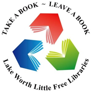Lake Worth Little Free Libraries Logo