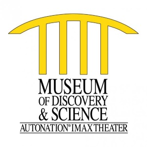 Museum of Discovery and Science Logo
