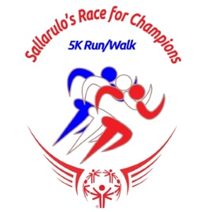 Special Olympics' Sallarulo's Race For Champions Logo