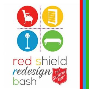 The Salvation Army's Red Shield Redesign Bash Logo